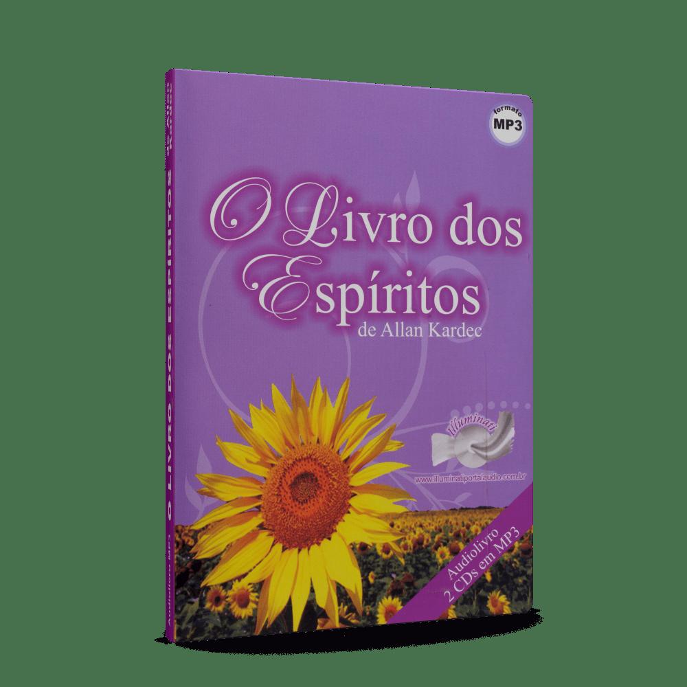 Livro dos Espíritos, O [Livro Falante - audiolivro duplo