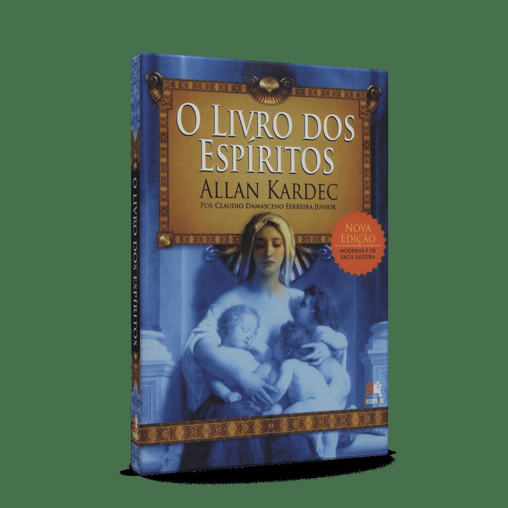 Livro dos Espíritos, O [Besourobox] - Candeia