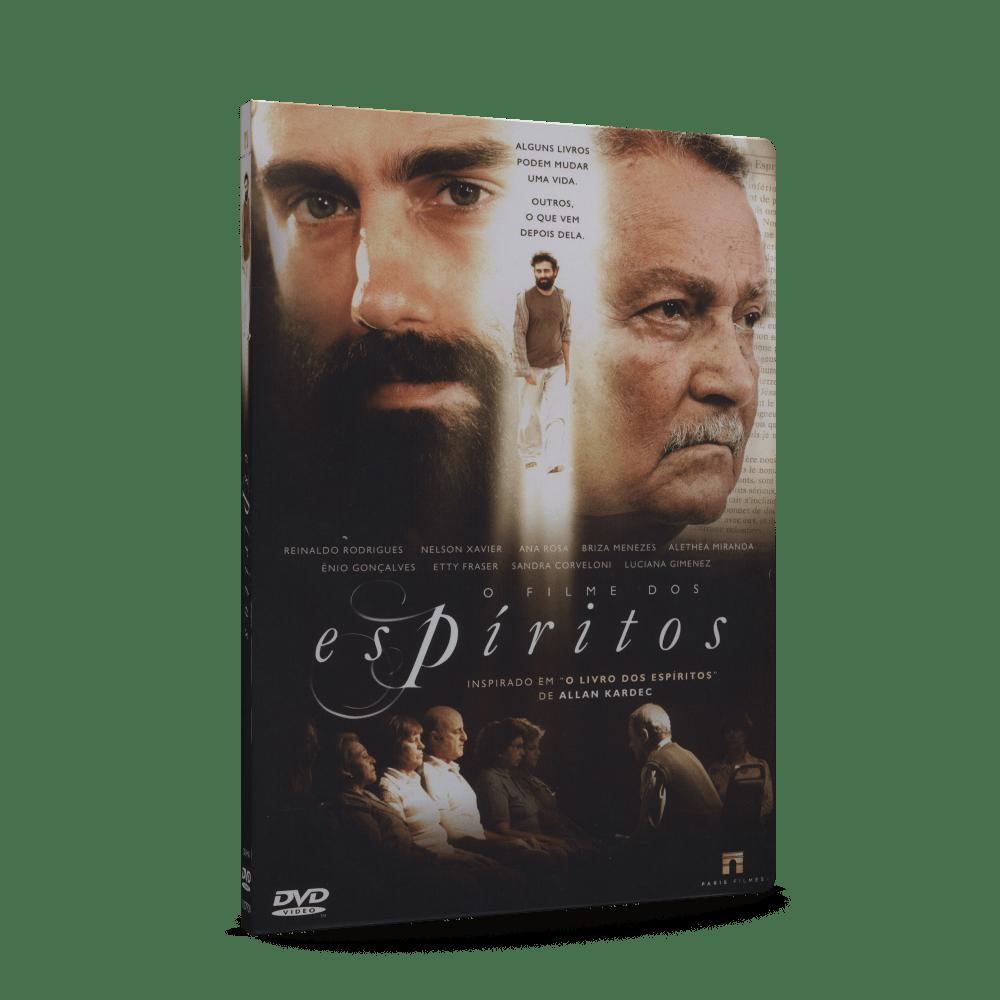 Filme Resgate De Uma Vida with regard to filme dos espíritos, o [dvd] - candeia