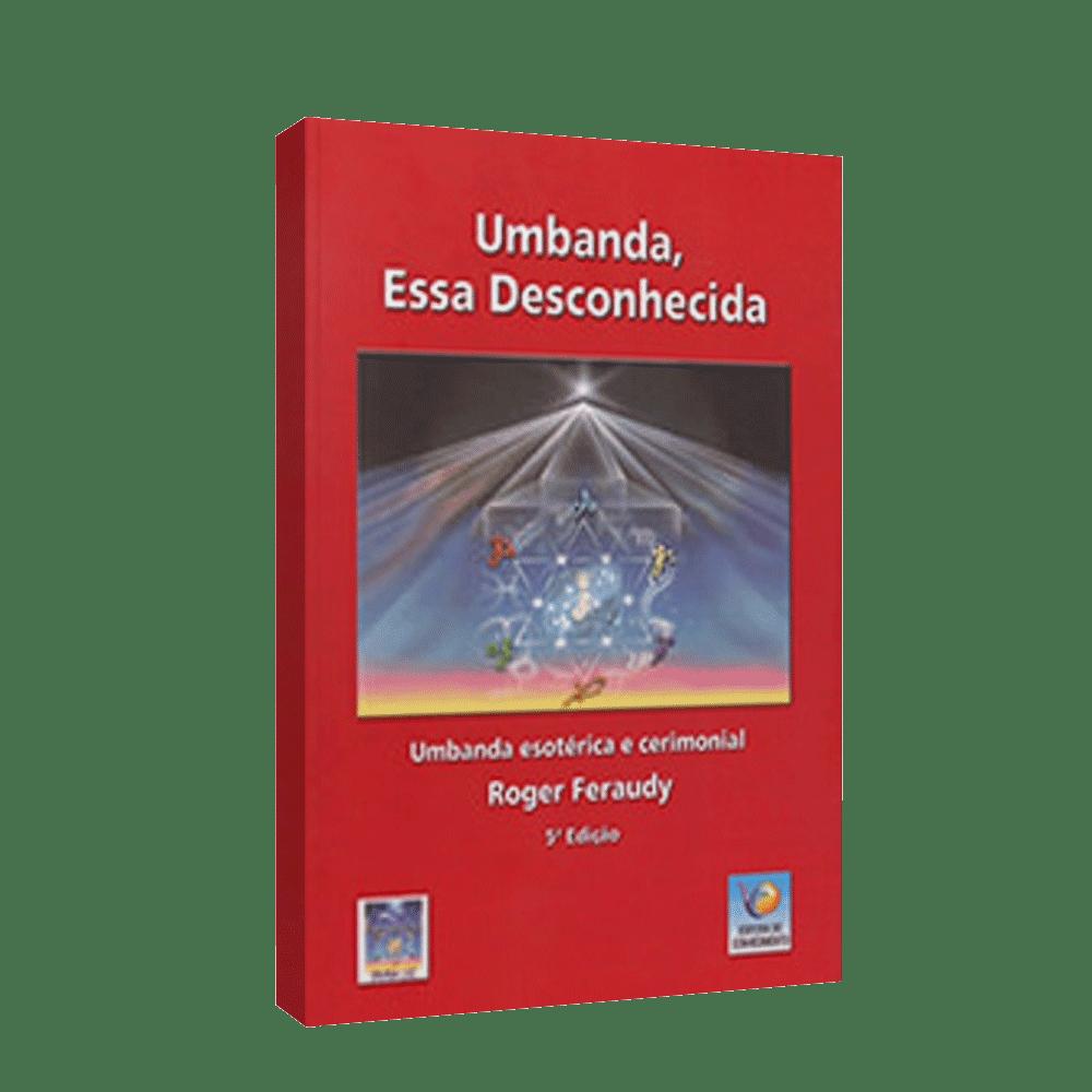 livro umbanda essa desconhecida