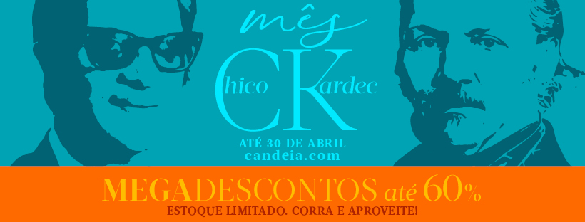 Banner - 5 - Mês Chico e Kardec