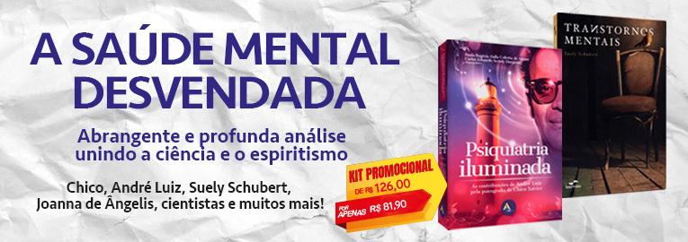Banner - 10 - KIT Psiquiatria + Transtornos